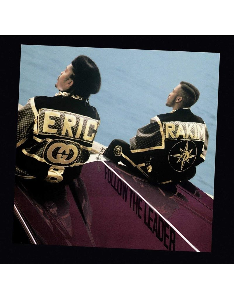 HH Eric B. & Rakim – Follow The Leader 2LP