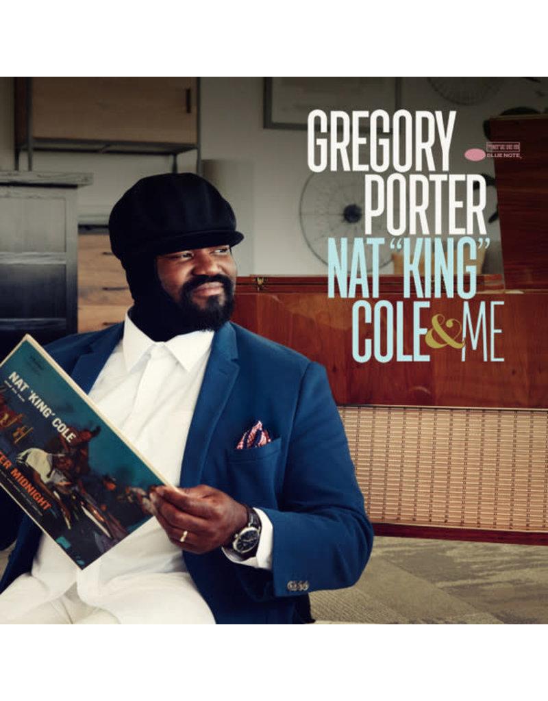 """Gregory Porter – Nat """"King"""" Cole & Me (Limited Edition Colour Vinyl) 2LP"""