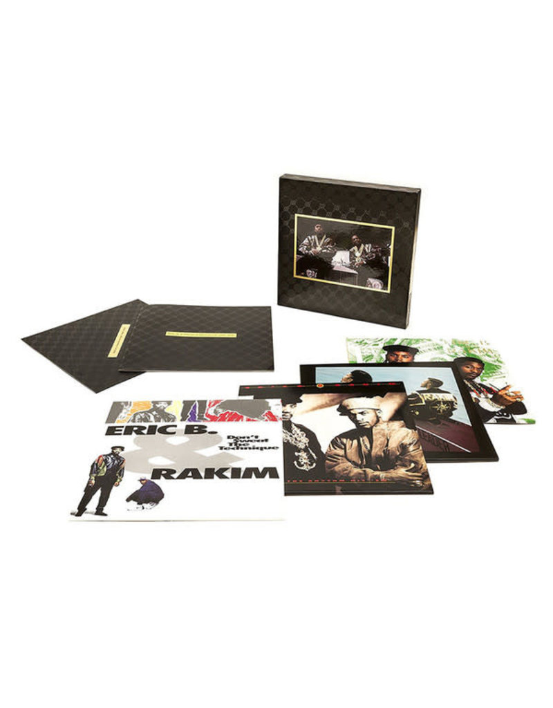 Eric B. & Rakim ‎– The Complete Collection 1987-1992 (8LP)