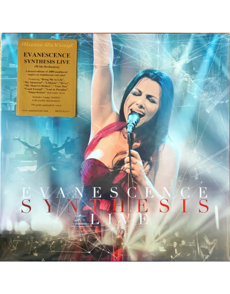 Evanescence – Synthesis Live 2LP