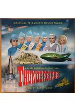 Barry Gray – Thunderbirds (Limited Edition Sky Blue Coloured Vinyl) 2LP