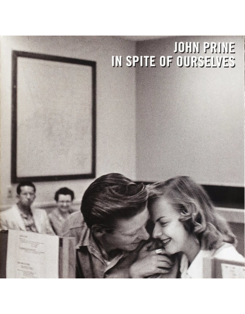 FOLK John Prine ‎– In Spite Of Ourselves LP