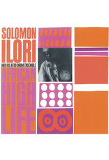 Solomon Ilori And His Afro-Drum Ensemble ‎– African High Life LP