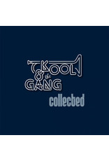 Kool & The Gang - Collected 2LP (2020 Music On Vinyl Reissue), Limited1500 White, Numbered Vinyl