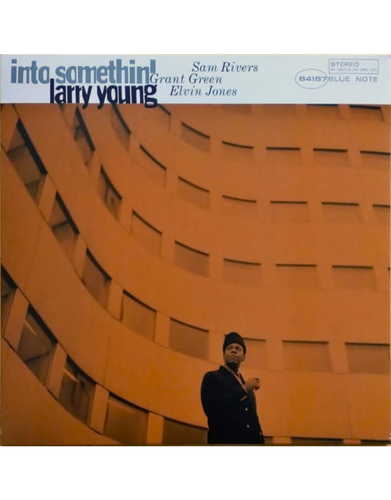 Larry Young – Into Somethin' LP
