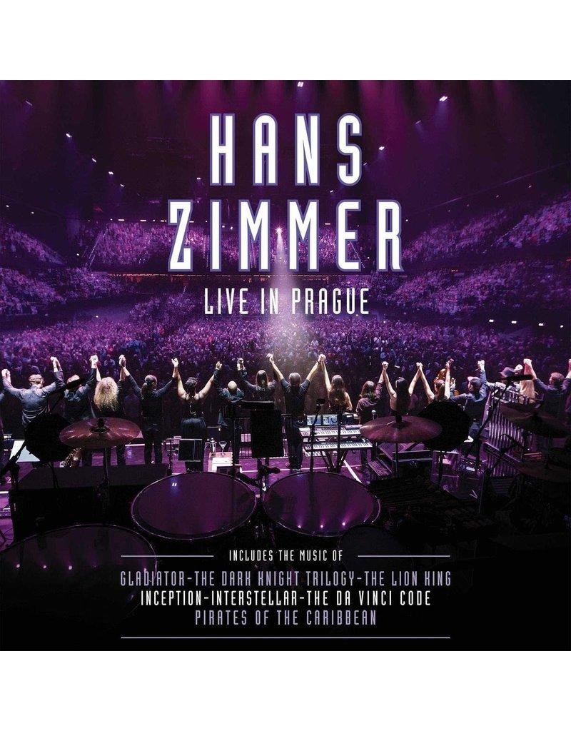 Hans Zimmer – Live In Prague 4LP