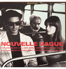 WM Various ‎– Nouvelle Vague (Pop, Mambo, Cha Cha, Jazz, Bossa Nova With A French Touch) LP