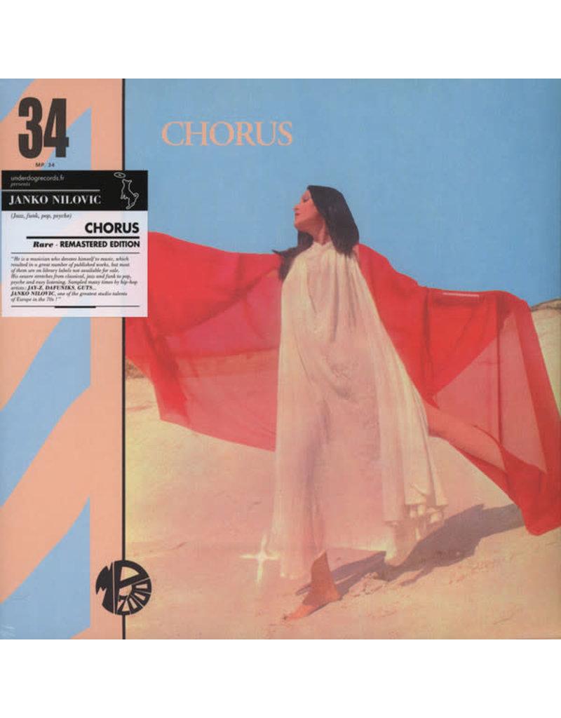 JZ Janko Nilovic – Chorus LP (2016)