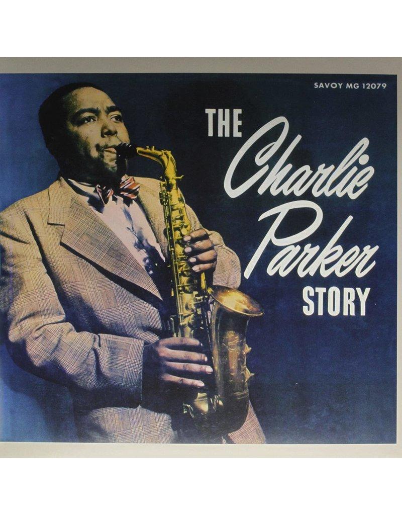 JZ Charlie Parker – The Charlie Parker Story LP