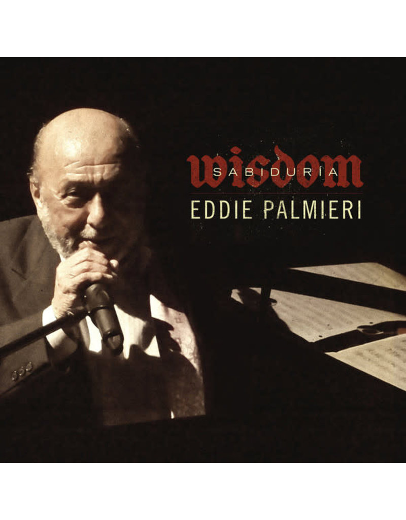 Eddie Palmieri – Sabiduría LP