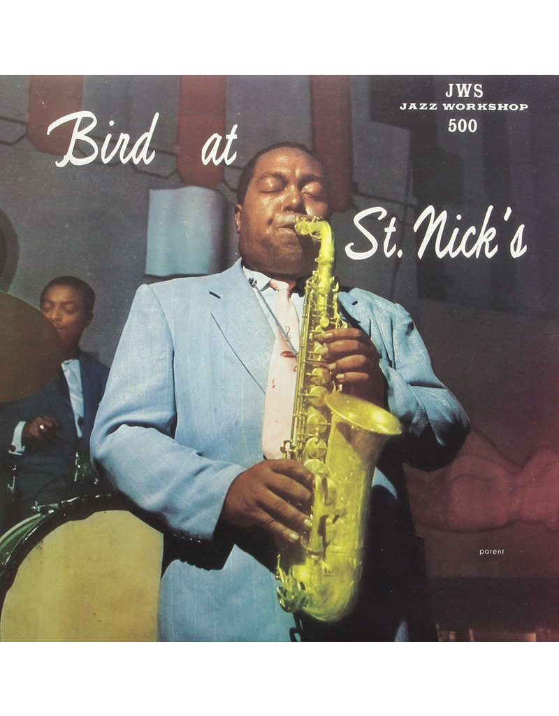JZ Charlie Parker – Bird At St. Nick's LP