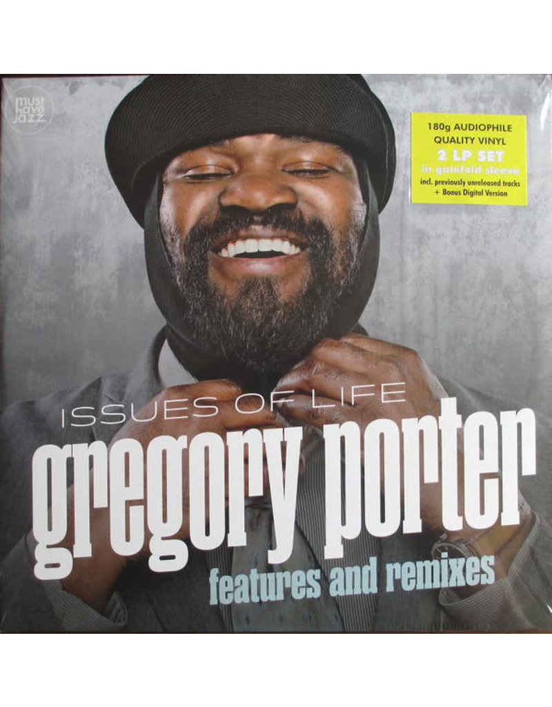 JZ Gregory Porter – Issues Of Life (Features And Remixes) 2LP
