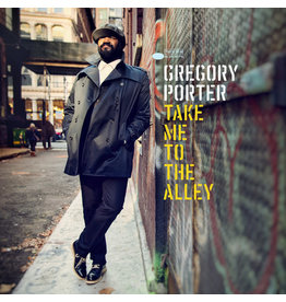 JZ Gregory Porter ‎– Take Me To The Alley 2LP