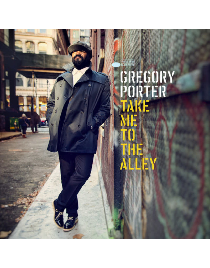 JZ Gregory Porter – Take Me To The Alley 2LP