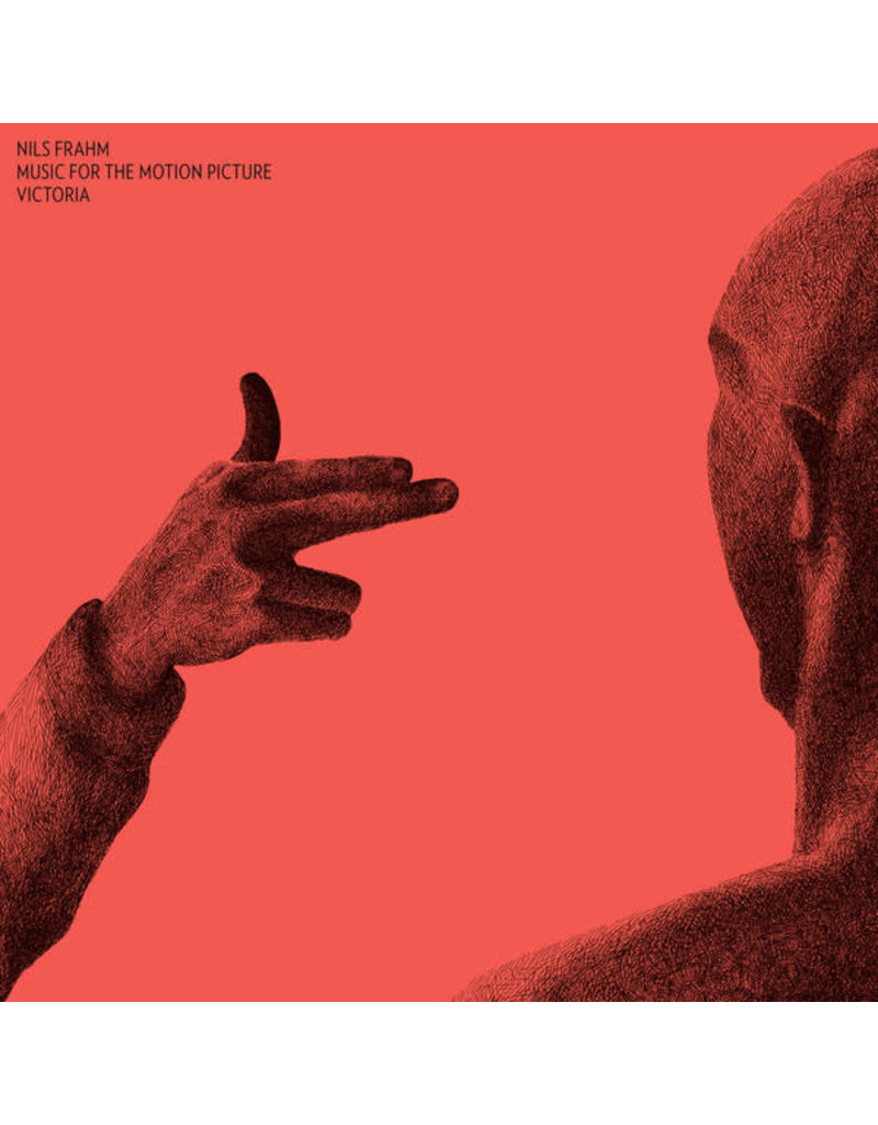 JZ Nils Frahm ‎– Music For The Motion Picture Victoria LP