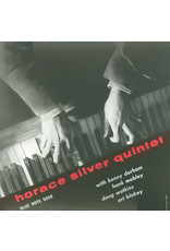 "JZ Horace Silver Quintet – Horace Silver Quintet 10"""