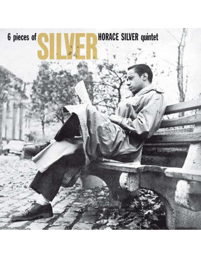 JZ The Horace Silver Quintet – 6 Pieces Of Silver LP