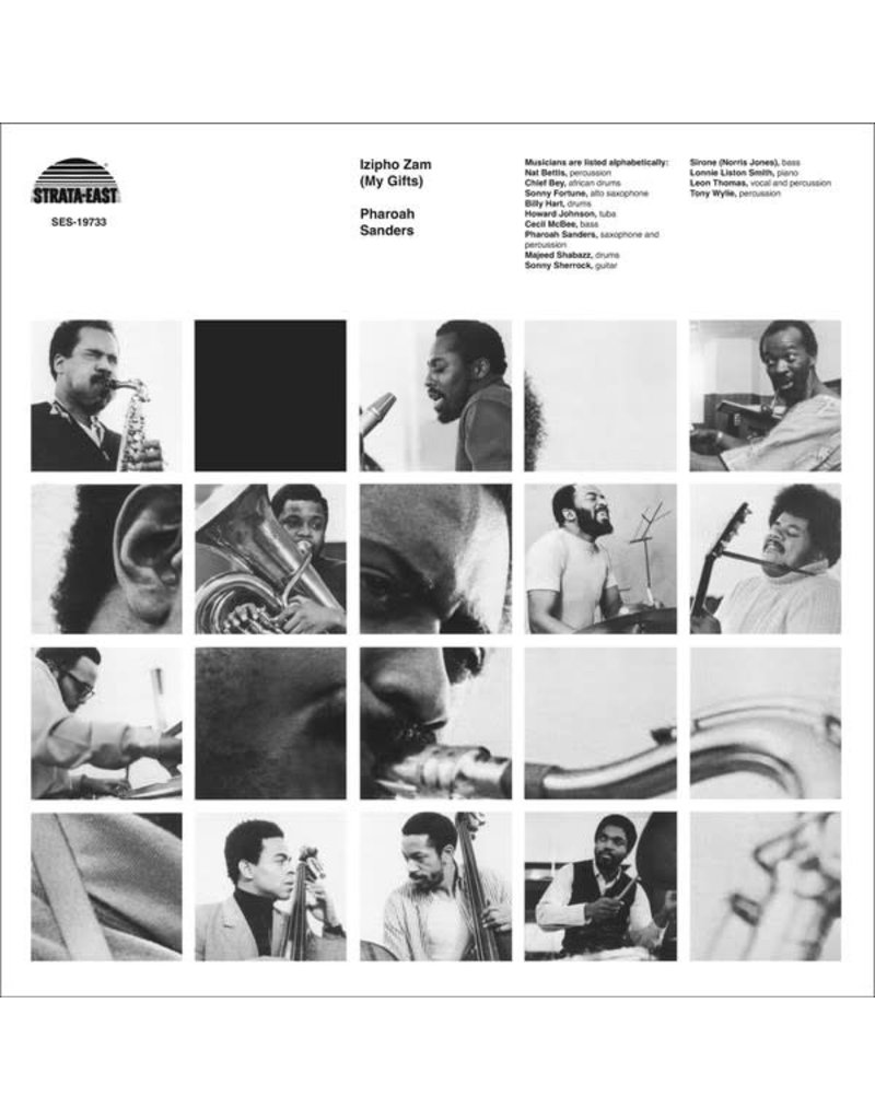 Pharoah Sanders - Izipho Zam (My Gifts) LP (2019 Reissue)