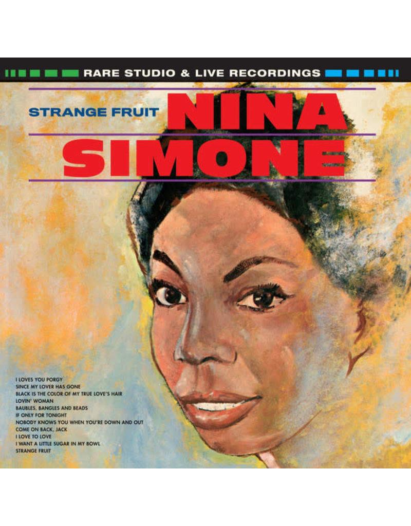 FS Nina Simone – Strange Fruit, Rare Studio & Live Recordings (Orange Vinyl) LP