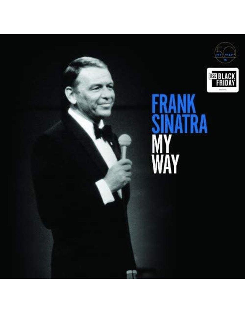 FRANK SINATRA - MY WAY LP (50TH) [RSDBF2019]