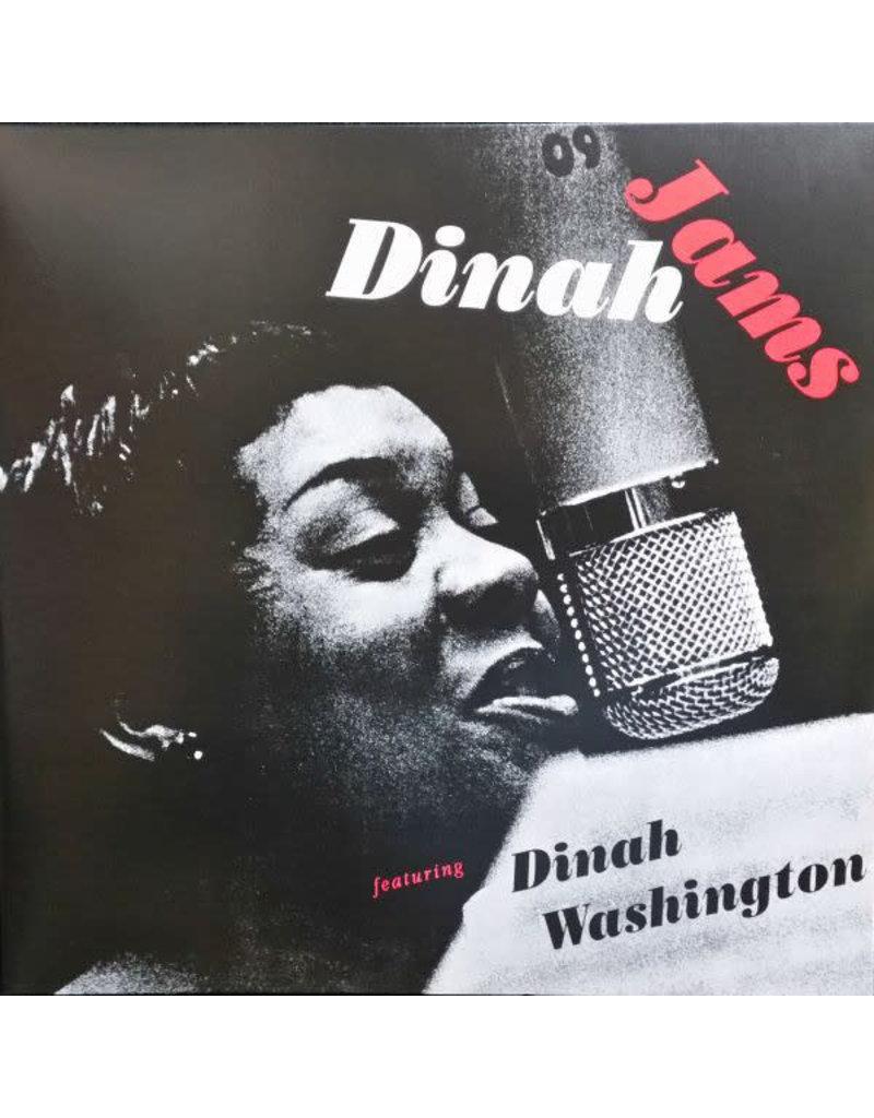 Dinah Washington - Dinah Jams LP