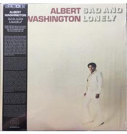 FS ALBERT WASHINGTON - SAD AND LONELY LP [RSD2019]