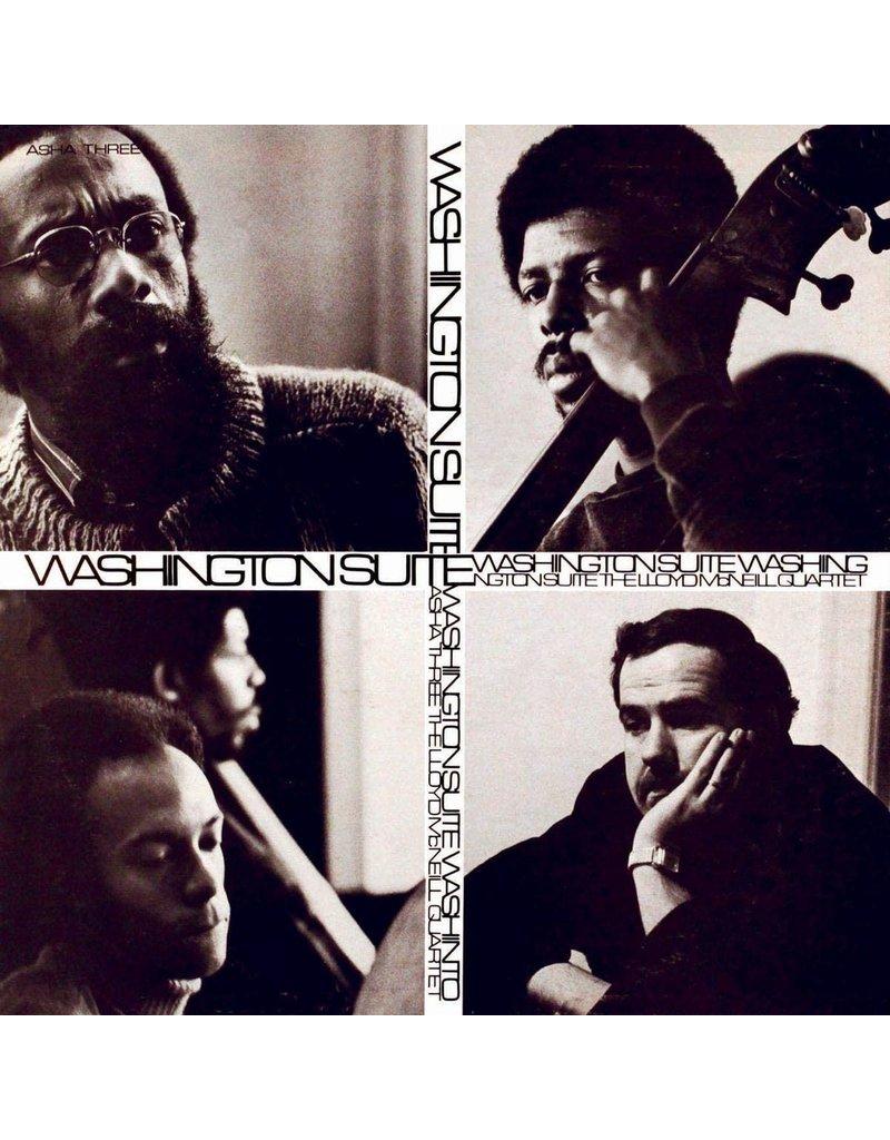 The Lloyd McNeill Quartet - Washington Suite LP (2017 Reissue), Limited 1000