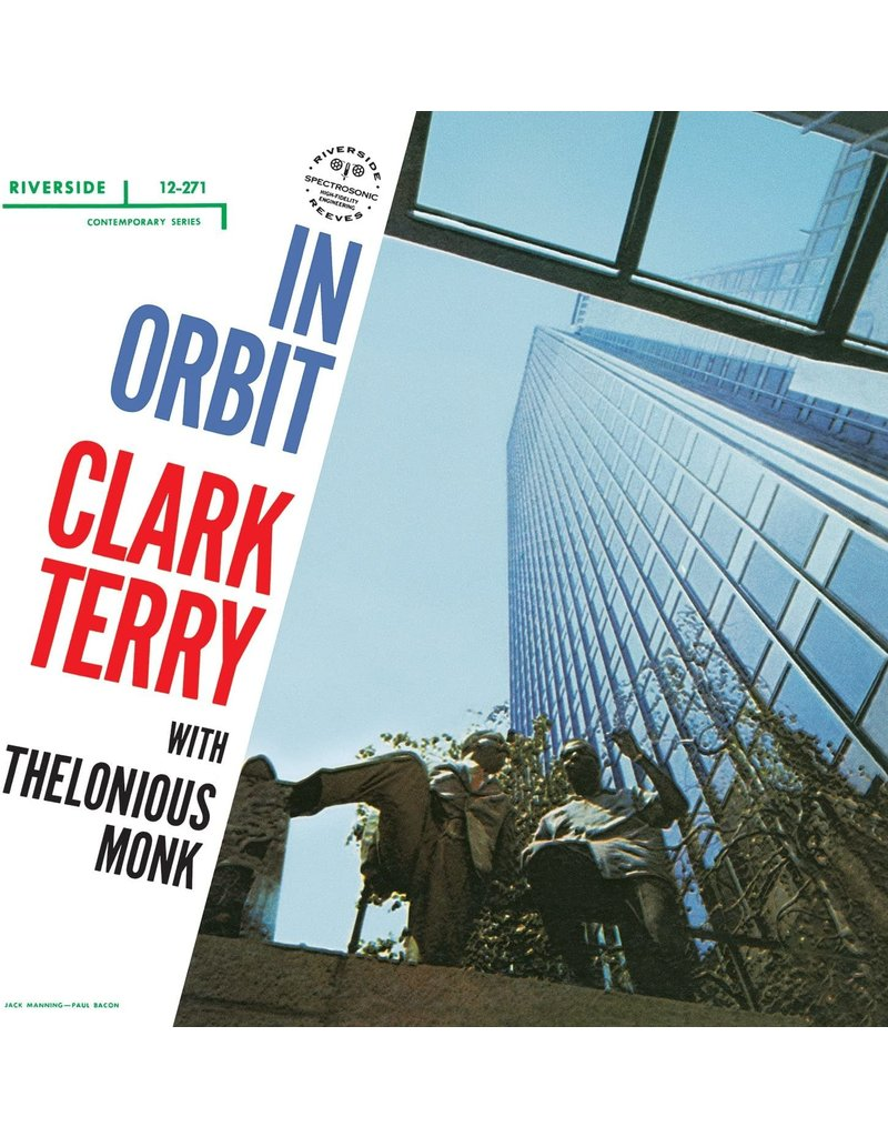JZ Clark Terry With Thelonious Monk ‎– In Orbit LP
