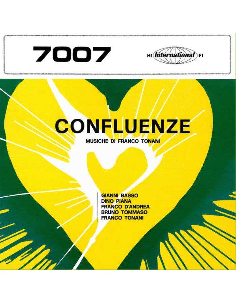 JZ Franco Tonani – Confluenze LP