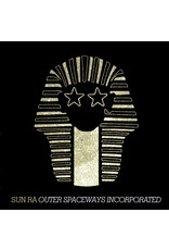 JZ Sun Ra – Outer Spaceways Incorporated LP