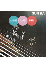 JZ Sun Ra ‎– Calling Planet Earth LP