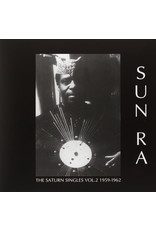 JZ Sun Ra ‎– The Saturn Singles Vol. 2 1959-1962 LP