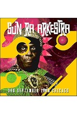 JZ The Sun Ra Arkestra ‎– 3rd September 1988 Chicago 2LP