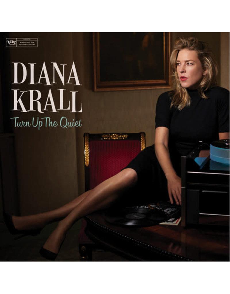 JZ Diana Krall – Turn Up The Quiet LP