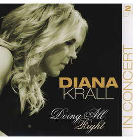 JZ Diana Krall ‎– Doing All Right 2LP