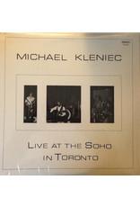 JZ Michael Kleniec – Live At The Soho In Toronto LP