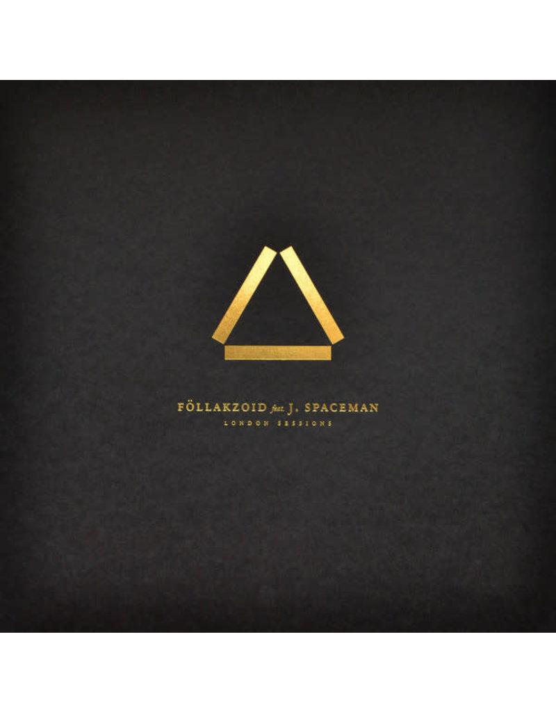 "Föllakzoid feat. J. Spaceman – London Sessions 12"""