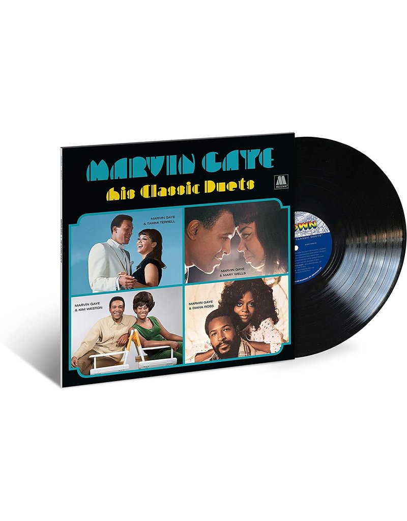 Marvin Gaye - His Classic Duets LP (2020 Reissue Compilation)