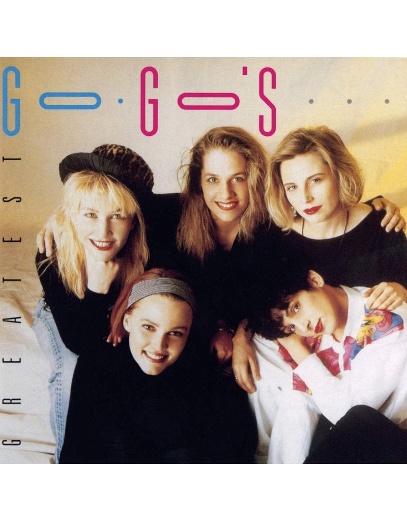 Go-Go's - Greatest Hits LP