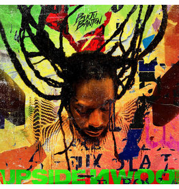 Buju Banton ‎– Upside Down 2020 CD
