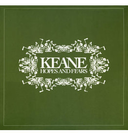 RK Keane ‎– Hopes And Fears LP