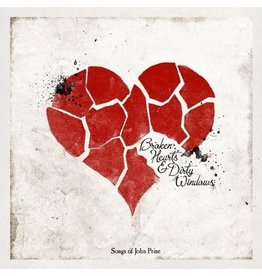 Various ‎– Broken Hearts & Dirty Windows (Songs Of John Prine) LP