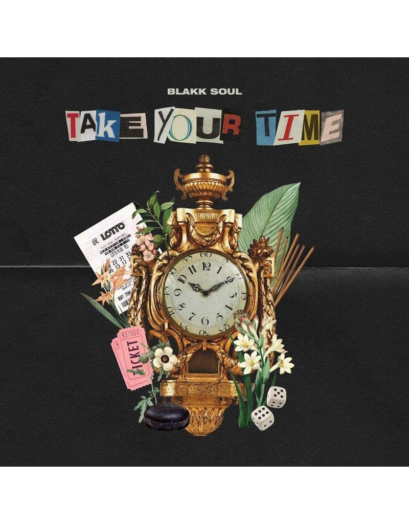 Blakk Soul - Take Your Time CD