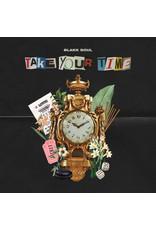 Blakk Soul – Take Your Time LP
