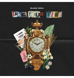 Blakk Soul ‎– Take Your Time LP