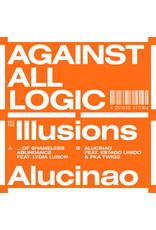 "Against All Logic (Nicolas Jaar) – Illusions Of Shameless Abundance 12"""