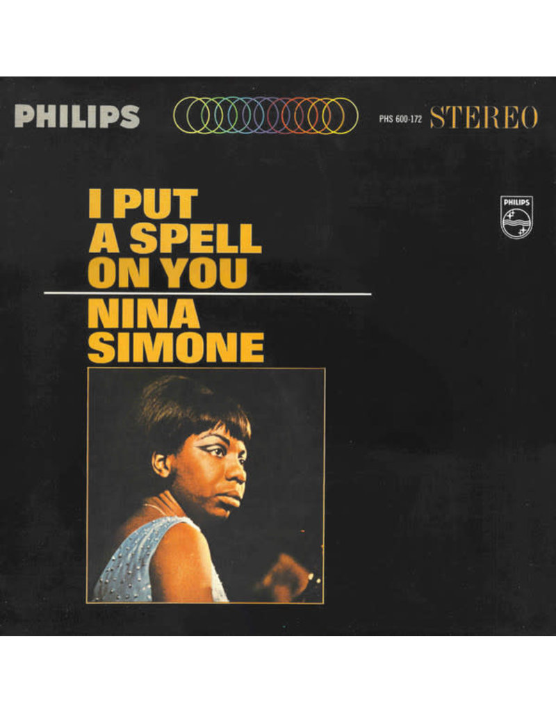 JZ Nina Simone – I Put A Spell On You LP