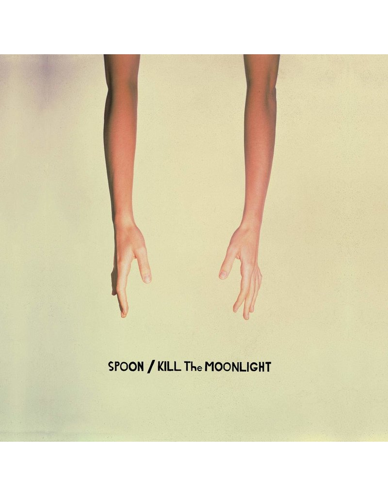 Spoon ‎– Kill The Moonlight LP