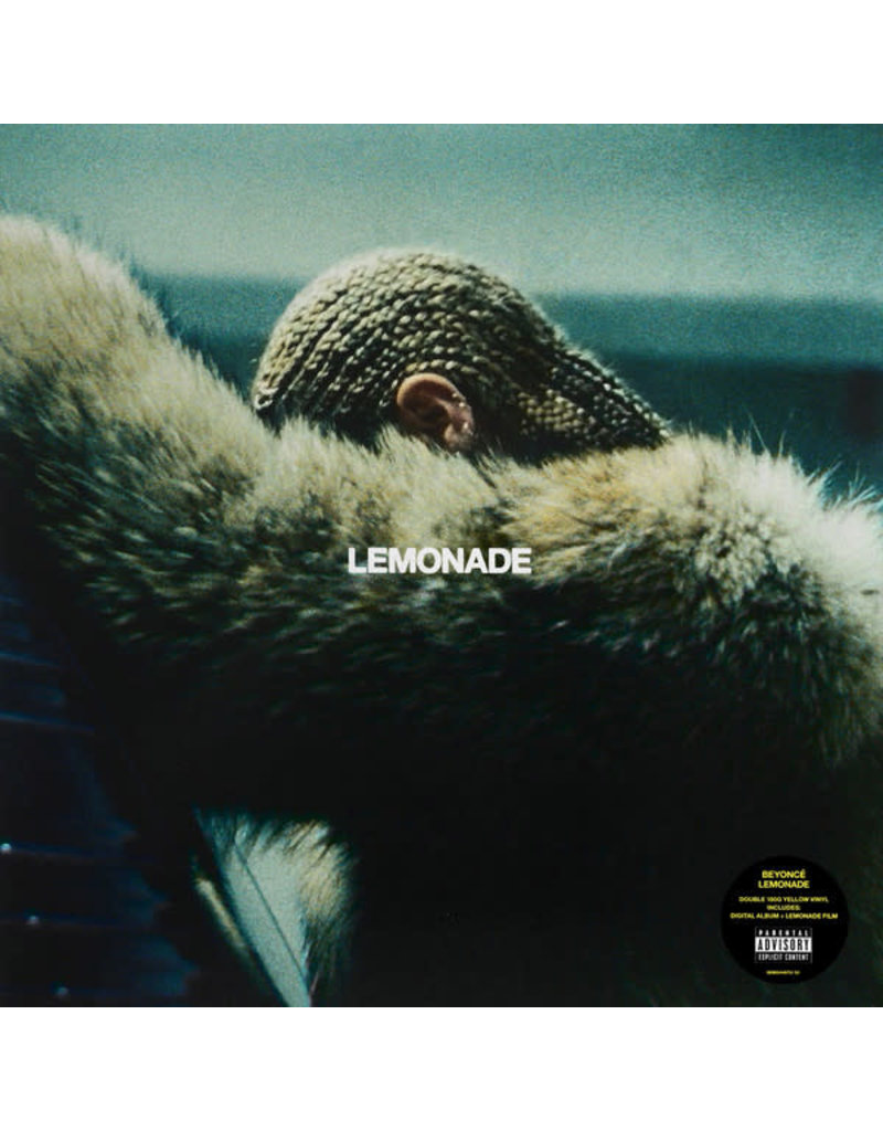 HH Beyonce - Lemonade 2LP, 180g Yellow Vinyl