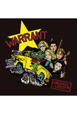 Warrant – Greatest & Latest (Limited Edition Splatter Vinyl) LP
